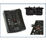 American Audio Q-D1 Pro USB DJ Mixer 2 Channel Mixer