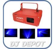 KAM Blue Mover 500 Laser 500mW DMX Disco Light Effect