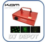 KAM Star Cluster Ultimate V2 Laser Disco Light Effect