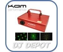 KAM Star Cluster Ultimate V2 Laser Disco Light Effect