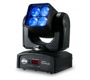 American DJ Inno Pocket Z4 Mini ZOOM Moving Head LED Effects