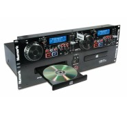 NUMARK CDN77 Professional Dual USB and MP3 CD Player