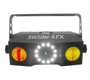 Chauvet Swarm 4FX 3-in-1 Disco Light Effect