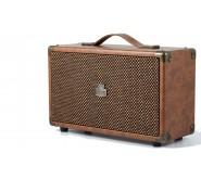 GPO Westwood Bluetooth Speaker in Brown