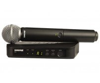 Shure SM58/BLX24 Wireless Radio Microphone