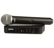 Shure PG58/BLX4 Wireless Radio Microphone Microphones