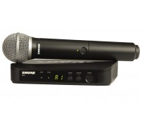 Shure PG58/BLX4 Wireless Radio Microphone