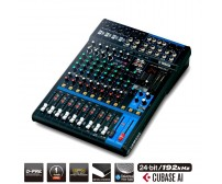 Dj disco lighting pro sound equipment at dj depot for Yamaha mg16xu dimensions