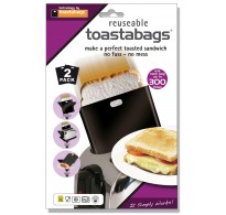799.435UK Toastabags Fat Controlling Grill Oven Pads 10 Pack