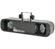 QTXLighting Duo Flower LED DJ Dual Head Lighting Effect