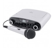 Easy Karaoke EKS-88G CD+Graphics Karaoke Player With Microphone