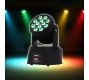 Equinox Fusion 150 144 Watt  LED Moving Head LED Effects
