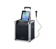 Kam Zoomer 800 V2 Portable iPad Docking Battery Powered PA Speaker