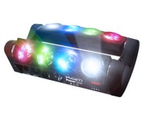 Pack of Two Kam Powerglide Multi-Beam LED Effect Light