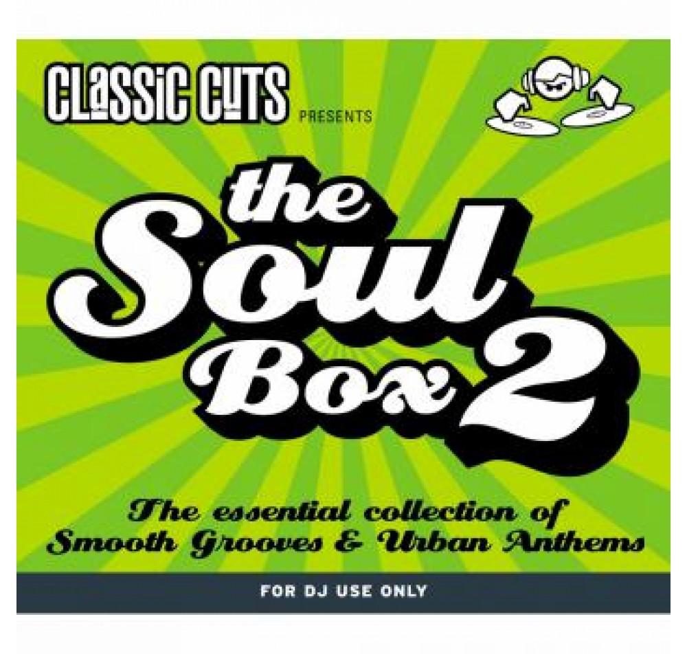 Mastermix Soul Box 2 - 4 CD Box Set