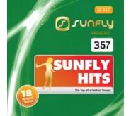 Sunfly Karaoke CD - Sunfly Hits Vol 357 November 2015