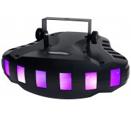 KAM LED Hexatrix Glow-6Lens Multibeam Scanning Led Light