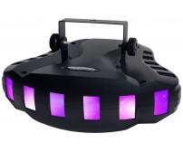 KAM LED Hexatrix Glow-6Lens Multibeam Scanning Led Light