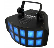 KAM LED Derby 1 Classic Disco Light Effect
