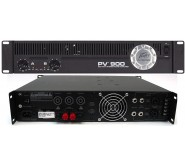 Peavey PV 900 PV900 600w Power Amp with DDT Peavey Amplifiers